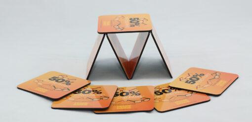 Kodak Coasters