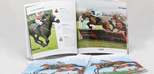 Olly Murphy Racing Brochure