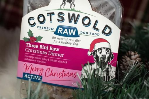Cotswold Raw Packaging